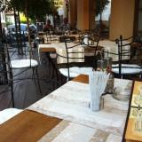 Терасата на ресторант Савоя