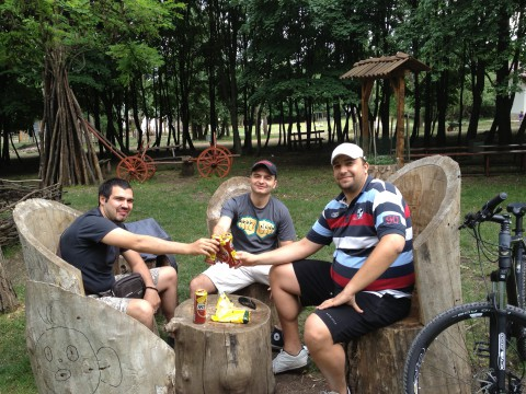 Иван, аз и Каменчо