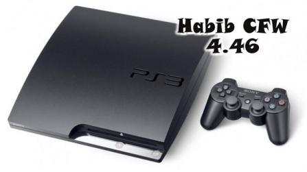 PS3 cfw 4.46 HABIB v.1.13