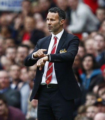 Ryan Giggs tribute