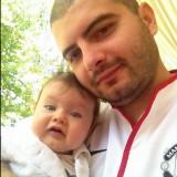 Селфи с татко :-)