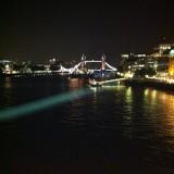 London bridge на тъмно