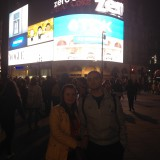 Ние на площад Пикадили