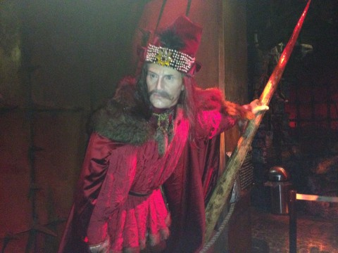 Влад Цепеш - граф Дракула