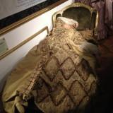 Восъчна фигура на спящата красавица