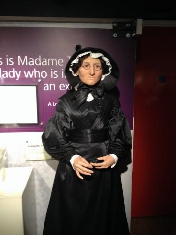 Восъчна фигура на Мадам Тюсо