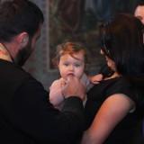 Кръщенето на малката Анна