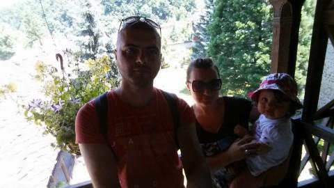 селфи в Троянският манастир