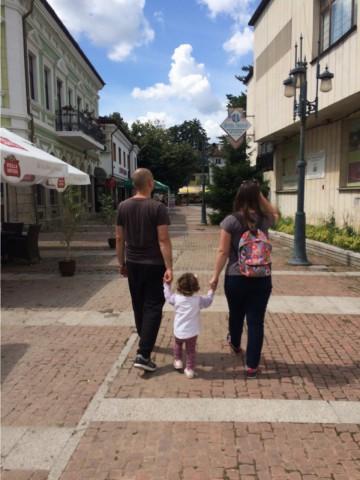 Почивка лято 2015 - Троян, Ловеч, Плевен