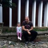 с малката ми принцеса :-)