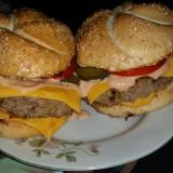 Рецепта за телешки бургери