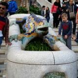 Гущер - символ на Барселона