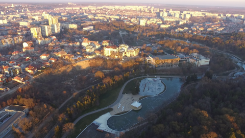 Dobrich from the Sky