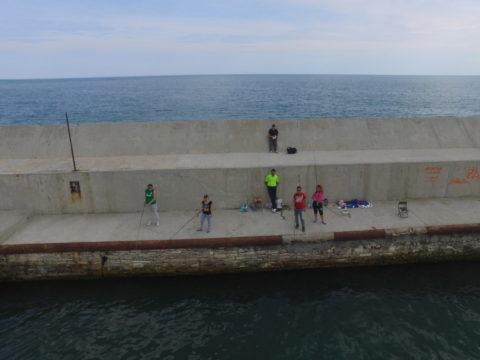 Риболов в Балчик