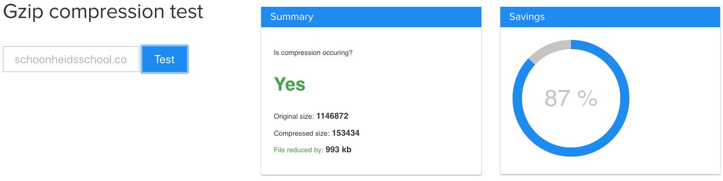 Apache global gzip compression in WHM/Cpanel